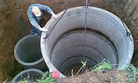 Установка бетонного септика , фото 1