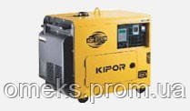 Дизельный генератор Kipor KDE6500T