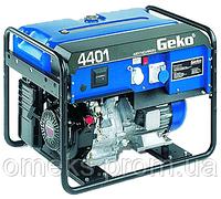 Бензиновый генератор Geko  4401 E-AA/HEBA