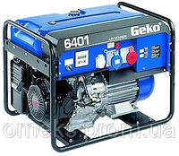 Бензиновый генератор Geko 6401 ED-AA/HHBA