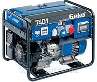 Бензиновый генератор Geko 7401 E-AA/HEBA BLC