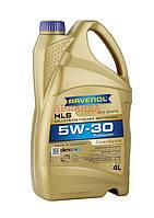 SAE 5W-30 олива моторна Ravenol HLS (4 л)