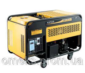 Дизельный генератор Kipor KDЕ12ЕA