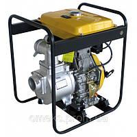 Мотопомпа для загрязненной воды KIPOR KDP40X