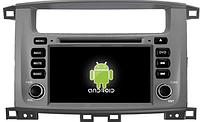 Автомобильный dvd-плеер для Toyota Land Cruiser 100 с Android /GPS/Bluetooth/RDS/ATV/3G/ WIFI/iPod /Canbus/