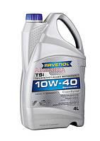 SAE 10W-40 олива моторна Ravenol TSI (4 л)
