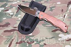 Нож складной, механический Scout, фото 3