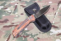 Нож складной, механический Scout, фото 2