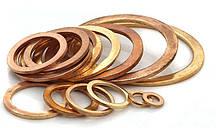 Уплотнительные кольца с высотой h1.5 DIN 7603