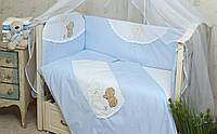 Защита для детской кроватки Солнышко