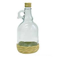 Бутылка с закруткой 1л