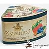 Черный чай Zylanica с малиной, черникой и цветами сафлора 100г ж/б