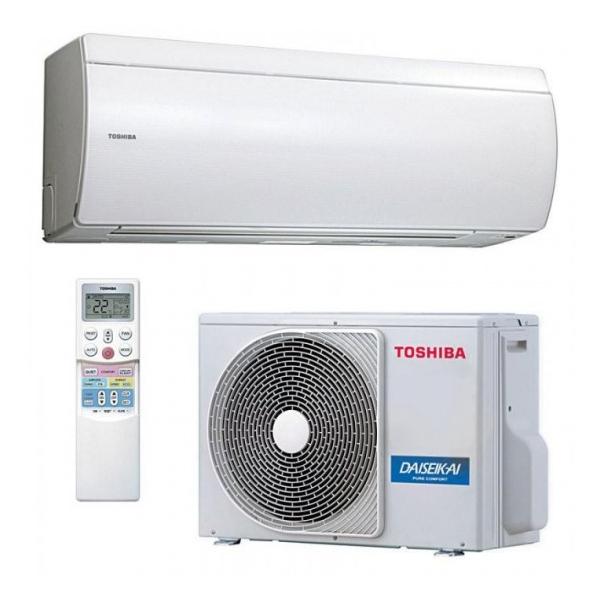 Кондиционер Toshiba RAS-10PKVP-ND/RAS-10PAVP-ND DAISEIKAI