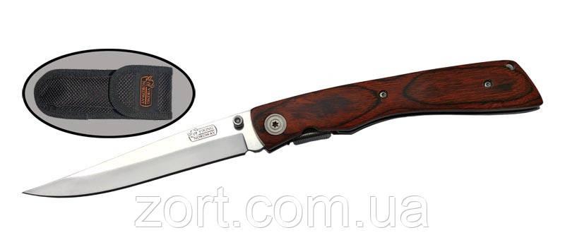 Нож складной, механический P7071W