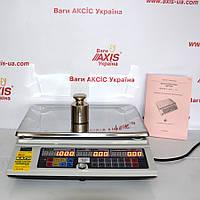 Весы счетные ВТА-60/15-6-А-С