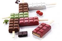 """Набор форм для мороженого """"Шоколад"""" Silikomart"""