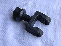 Вилка с гайкой отжимного рычага СМД-60, фото 1