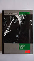 Блокнот Black & White А5,тв.обл,192лис,клетка, в твердом переплете Скат.Блокнот-щоденник для нотаток Black & W
