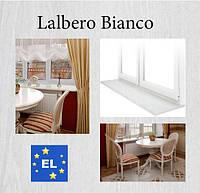 Подоконник Danke Lalbero Bianko (белое дерево)
