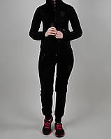 Женский спортивный костюм Puma Ferrari 7148 Чёрный