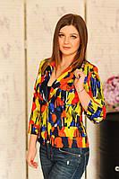 Молодежные женские пиджаки летние в нал. 46-50