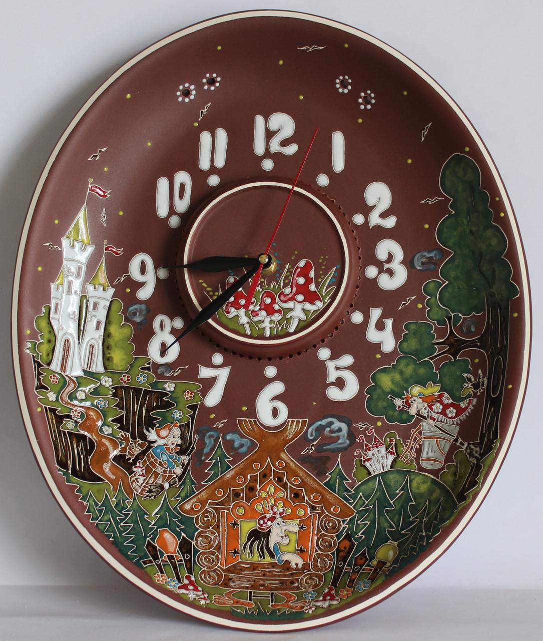 """Часы настенные """"Сказка"""""""
