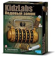 """Набор """"Детская лаборатория. Кодовый замок"""" ТМ """"4М"""""""