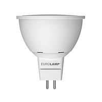 """Лампа LED EUROLAMP ЕКО серия """"Е"""" MR16 3W GU5.3 3000K"""