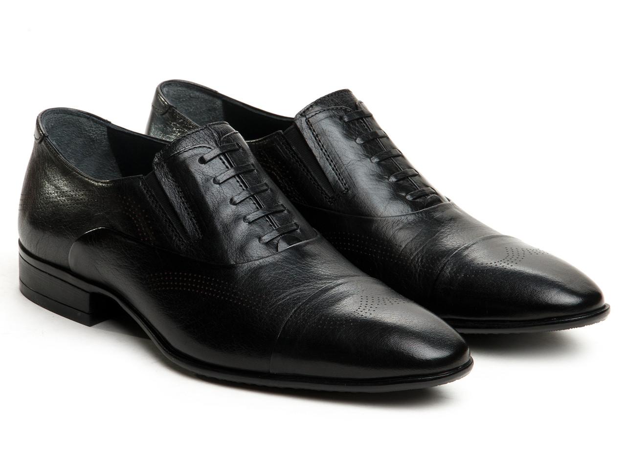 Туфли Etor 10335-852-1 черные