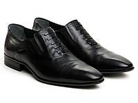 Туфли Etor 10335-852-1 черные, фото 1