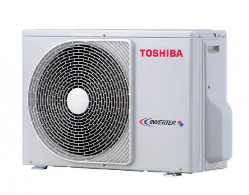 Наружный блок инверторной мульти-сплит системы Toshiba RAS-2M18S3AV-E