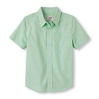 Детская рубашка для мальчика, на рост 118-133, 133-147 см.(арт.4254)