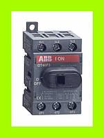 Выключатель нагрузки OT40F3 ABB 40А 3-полюсный
