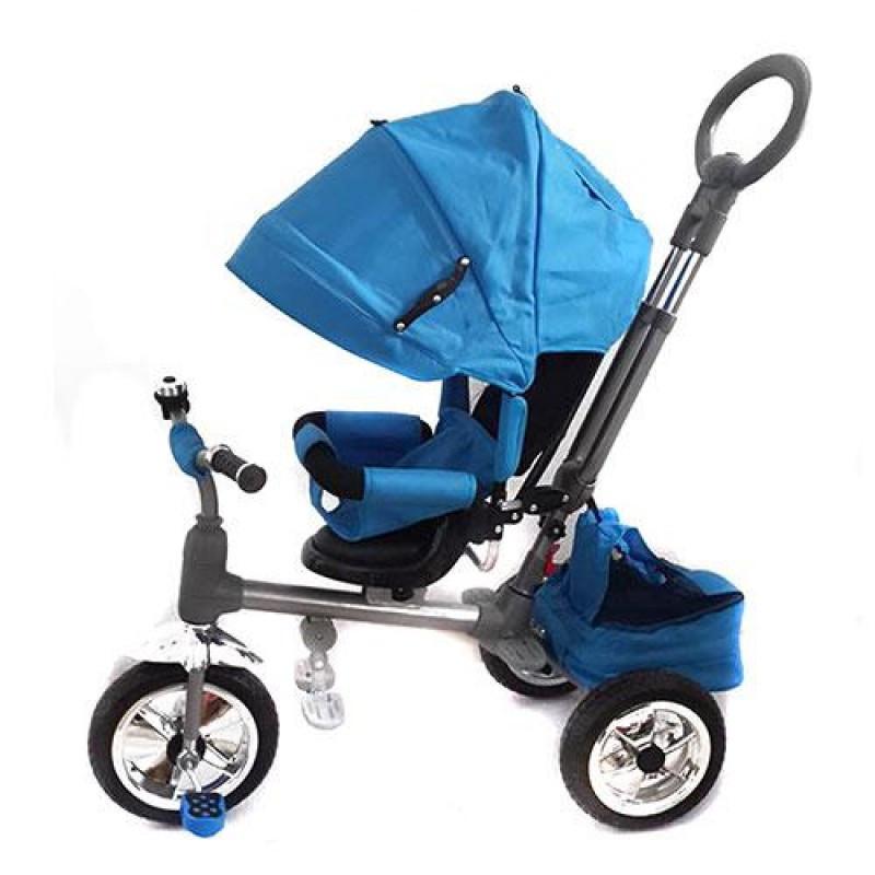 Детский трехколесный велосипед М 3112-1 синий