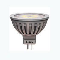 Лампа LED DELUX JСDR 230V 5Вт 2700К GU5.3