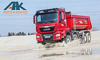 Новинки грузовиков MAN на выставке Bauma 2016