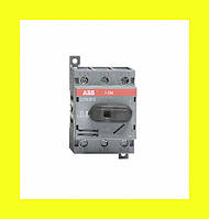 Выключатель нагрузки OT63F3 ABB 63А 3-полюсный
