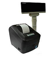 Фискальный регистратор Datecs FP-320 с индикатором клиента DPD-203, фото 1