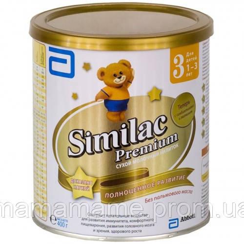 Молочная смесь Similac Premium 3 (1 -3 лет) 400 г