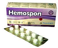 Гемостатическая губка Hemospon