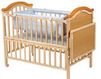 Детские кроватки без качания