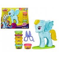 """Игровой набор Play-Doh"""" Rainbow Dash """" В0011"""