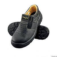 Уже скоро в наличии сандалии рабочие с металическим подноском!