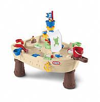 Детский игровой стол Пиратский корабль Little Tikes 628566