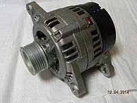 Генератор Daewoo Sens на поликлиновой ремень, 1,4v, двигатель МеМЗ (Мелитополь) ,73Амп, фото 1