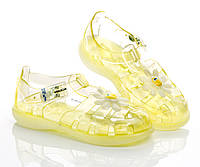 Кроксы желтые 33 (Д)