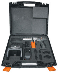 Ручной гидравлический пресс Alfra Компакт с электроприводом