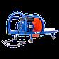 Дровокол конусный Sadko ES-2200, фото 3