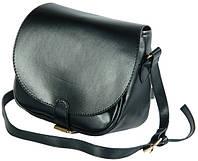 Маленькая женская сумка из искусственной кожи Traum 7211-41 черная