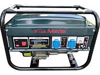 Генератор бензиновый 2400 Вт BauMaster PG-87124X